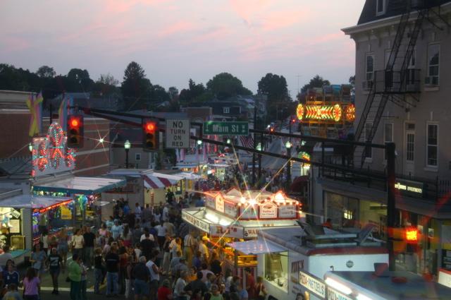 Photo of the Ephrata Town Fair